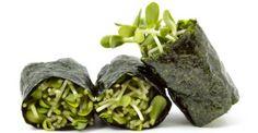 Alghe: le diverse tipologie, le proprieta' e come utilizzarle