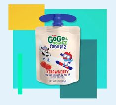 Parents (including our very own Faith Durand) love these kid-friendly yogurt pouches because they can be stored at room temperature until opened. They're a good source of calcium and protein, and have no preservatives or high fructose corn syrup.
