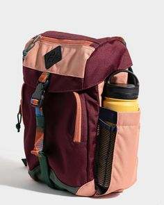 Backpack Travel Bag, Mini Backpack, Travel Bags, Outdoor Brands, Recycle Plastic Bottles, Nylon Bag, Sport Watches, Women's Accessories, Purses And Bags