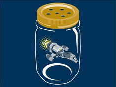 Catching A Firefly T-Shirt is inspired by the TV show Firefly and the Movie Serenity. If you didn't notice it's a Firefly in a jar.  Printed on comfy 100% cotton this shirt will look great anywhere in the verse.