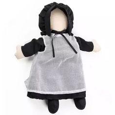 Cloth Amish Doll