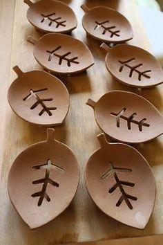 石鹸置きの画像:逗子の陶芸教室*智工房