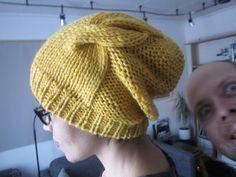 Knitting Patterns Modern Ravelry: Double Twist Hat pattern by Karen Wrai Karn Knitting Blogs, Knitting Patterns Free, Knit Patterns, Free Knitting, Knitting Projects, Crochet Projects, Knitting Ideas, Free Pattern, Crochet Woman