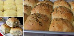 Este PAN de cebolla con queso son los mejores de la red! Si te gusta dinos HOLA y dale a Me Gusta MIREN … | Receitas Soberanas