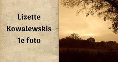 Kijk eens naar jouw eerste foto!