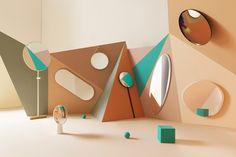 ©Studiopepe | Editorials | Elle Decor Italia | Mirror Mirror