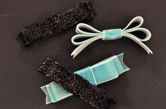 DIY Bows & Petals Shoe Clips- Reinvent Your Old Heels!!