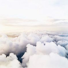 lets travel high in the clouds babe.