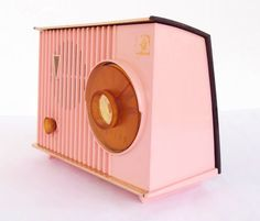 Retro old Pink by RVHill on Etsy
