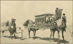 Altejteruan medio de transporte de las mujeres 1880