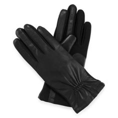 jcp | Isotoner® smarTouch Stretch Leather Gloves - Doesn't need to be these same gloves. I could use a new pair of gloves.