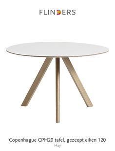 Ontdek dit product dat ik heb gevonden in de Flinders app:  Copenhague CPH20 tafel, gezeept eiken 120 http://www.flinders.nl/hay-copenhague-cph20-tafel-120cm-gezeept-eiken