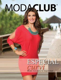 3c44b78511d0d Modaclub catalogo especial curvi primavera verano 2014 by Catálogos de Moda    via slideshare. Moda ClubCatalogo De ModaModa Para DamasRopa ...
