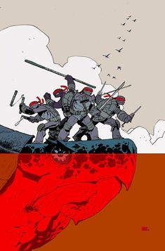 Comic Art, Comic Books, Teenage Mutant Ninja Turtles, Teenage Turtles, Image Comics, Tmnt, Graphic Art, Childhood, Superhero