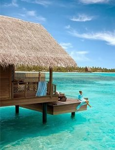 Heaven equals Maldives!
