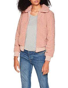 Jackets For Women, Paul Joe, Denim, Sweaters, Clothes, Amazon, Rose, Pink, Fashion
