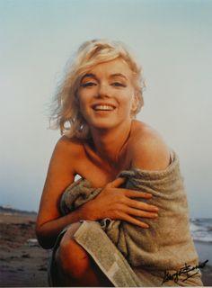 マリリン・モンロー、89回目の誕生日 無名時代の表情(画像)