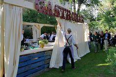 Gastrobar - nuevo concepto de catering de bodas