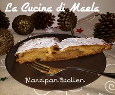 La cucina di Maela: Marzipan Stollen