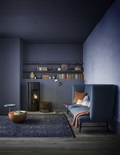 It's trending: 9 Examples of beautiful Tone-On-Tone Palettes - Eclectic Trends