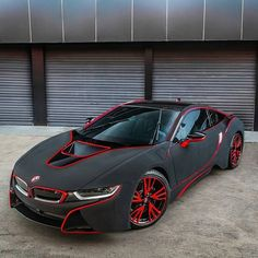 Crazy BMW i8  Follow: @automotive_motorsport  Photo: @farisfeytani via @royalwhips  _  #bmw #bmwi8 #bmwgram #bimmer #beamer #bmwm #mseries #iseries #i8 #bmwlife #luxurycars #luxurycar #supercars #supercar #hybrid #bmwlove #bmwi #bmwgramm #murdered #allblack #blackedout #wmbwhips #i #majorkey #keystosuccess #exoticcar #exoticcars #richlife #musthaves