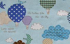 hot air balloon fabric images   hot air balloon fabric