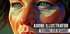Illustrator Tutorials: How to Make Vector Graphics in Adobe Illustrator (15 Tuts) #vectorgraphics #illustratortutorials