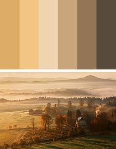 Palette - colors of life Colour Pallette, Color Palate, Colour Schemes, Color Combos, Color Patterns, Mood And Tone, Aesthetic Colors, Design Seeds, Colour Board