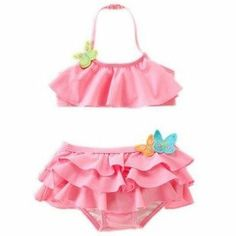 Baby swimsuit for Gabby Baby Badeanzug für Gabby Baby Swimwear, Baby Bikini, Baby Girl Swimsuit, Kids Outfits Girls, Kids Girls, Girl Outfits, Baby Girls, Little Girl Closet, Trendy Baby Boy Clothes