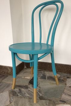 Thonet chair No. A18 makeover