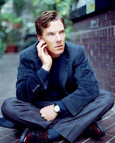 Benedict #Cumberbatch for Out Magazine, November 2014.