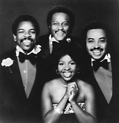 Gladys Knight and the Pips. True soul right here. Love love love!