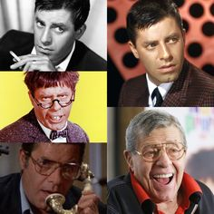 Jerry Lewis, R.I.P. August 20, 2017.