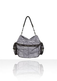 I already have an @alexanderwangNY Jane bag but I'm coveting another... this herringbone is killer. #fall #fashion
