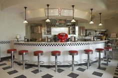 Old School Ice Cream Parlors - Bing Images