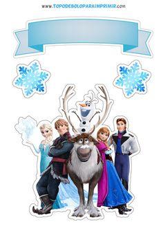 1 million+ Stunning Free Images to Use Anywhere Frozen Birthday Party, Disney Frozen Birthday, Disney Frozen Elsa, Birthday Parties, Happy Birthday, Frozen Cupcake Toppers, Frozen Cake Topper, Birthday Cake Toppers, Frozen Images