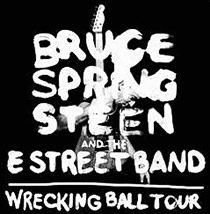 Bruce Springsteen - Wrecking Ball Tour Blog