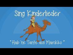 Ich bin ein dicker Tanzbär - Kinderlieder zum Mitsingen | Sing Kinderlieder - YouTube