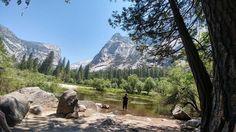 Cuando piensas en #ParquesNacionales te viene a la mente un lugar bonito. Ahora cuando pienso en #Yosemite recuerdo el #paraíso #BellezaPura #Paísajes #Landscape #landscapecaptures #landscapes #landscapelovers #landmee #California  #nationalpark #nationalparkstour #yosemitevalley #yosemitefalls #yosemitepark #yosemitenps #yosemitenp #californialove #california_igers #californialiving #californiadreamin #californiacoast #moutains #montañas #montaña #lago #lake #mirorlake #mirorlakestatepark