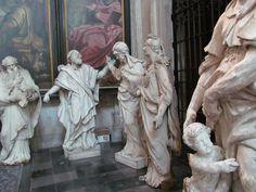 St. Rombold's Cathedral in Mechelen, Belgium