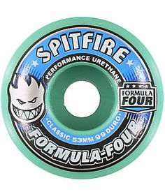 spitfire skateboard decks. spitfire formula four mint 53mm 99a skateboard wheels decks