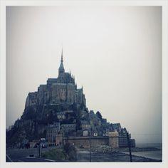 Mont saint Michel. Jan 2013