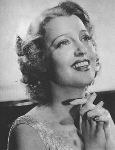 Jeanette MacDonald.  I loved her films with Nelson Eddy!