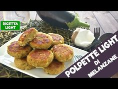 Polpette light di melanzane