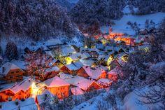 Christmas spirit by Janez Tolar, via 500px