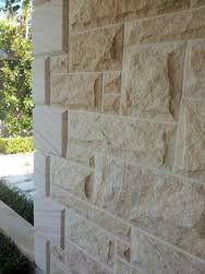 Image result for sandstone fence