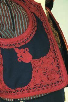 Page 81 - Primorje katalog final web-manji Folk Costume, Costumes, Folk Clothing, Dubrovnik, Montenegro, Costume Design, Vests, Embellishments, Crochet Necklace