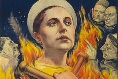 """""""The Passion of Joan of Arc"""" is a silent film released in 1928 that recounts the trial and execution of the famous saint. The result of Danish director Theodor Dreyer's artistic style is a primarily emotional film. However, it's also historically accurate. As a silent film, it displays dialogue in intertitle cards, but these are almost all taken from historical record of the trial. And movie critic Roger Ebert pointed out that even though the costumes aren't spectacular, they are…"""