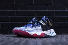 new products 61aec c0bda To say that the Nike Kyrie 2 DB x Andy Grass is inspirational is an  understatement. These shoes represent Andy Grass  survival from a near  death experience.