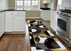 Area Rugs For Sale, Area Rug Runners, Brick Design, Yellow Area Rugs, Contemporary Rugs, Online Home Decor Stores, Colorful Rugs, Room Kitchen, Dining Room